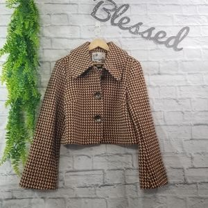 Kenize Tweed Coat.